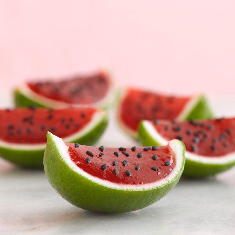Jell-O Petite Watermelons Recipe