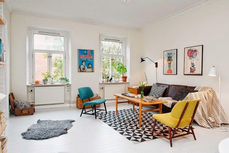 ITALIANBARK - INTERIOR DESIGN BLOG | TREND FORECASTING | Retro living rooms, Retro home decor, Trendy living rooms