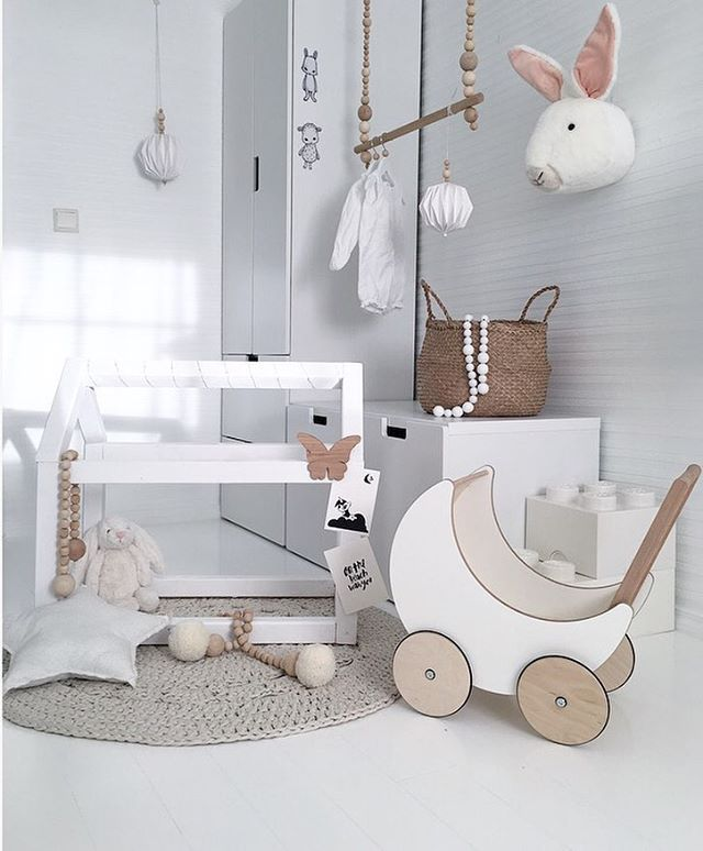 There's a new bunny in Ellie's room  Tap the picture for product info  #stickstay #whiteinterior #babyroom #lilleskatten #mittbarnerom #dream_interiors #immyandindi #norsuinteriors #interior123 #interiorwarrior #interiorandhome #interiorinspiration #interior4all #interior_and_living #interiorforinspo #myhome #onlyinterior #passion4interior #vakrehjemoginterior #waspsliving