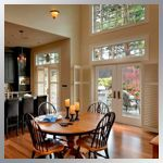 Wonderful windows and French doors by Westeck