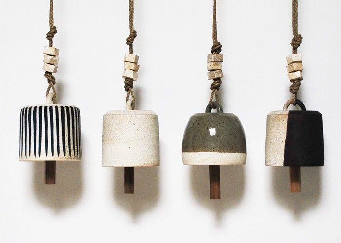 Michelle Quan Ceramic Bells XS | Gardenista