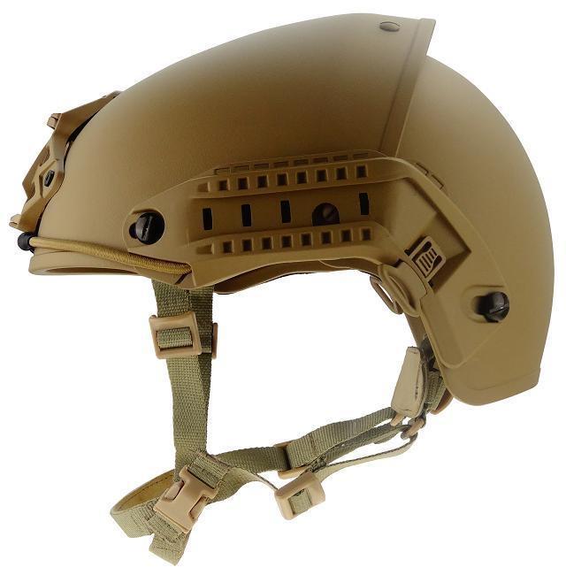 Fast Ballistic Helmet Kevlar Bulletproof Nij Lvl Iiia Painted Camouflage Color Fast Helmet Airsoft Helmet Helmet