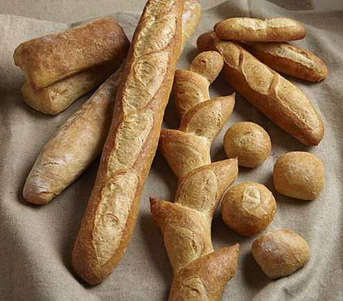 French Baguettes Tuscan Logs Demi Baguettes Ciabatta And Hero Sandwich Rolls French Round And Rustic R Nyc Bakery Specialty Food Store Delicious Sandwiches