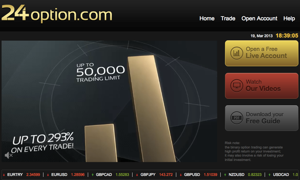 Binary options trading broker форекс или бинарные опционы форум