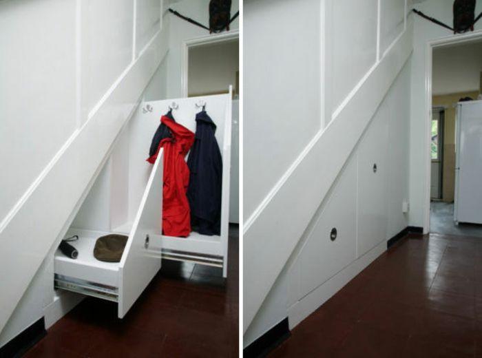 Placard Sous Escalier Ikea