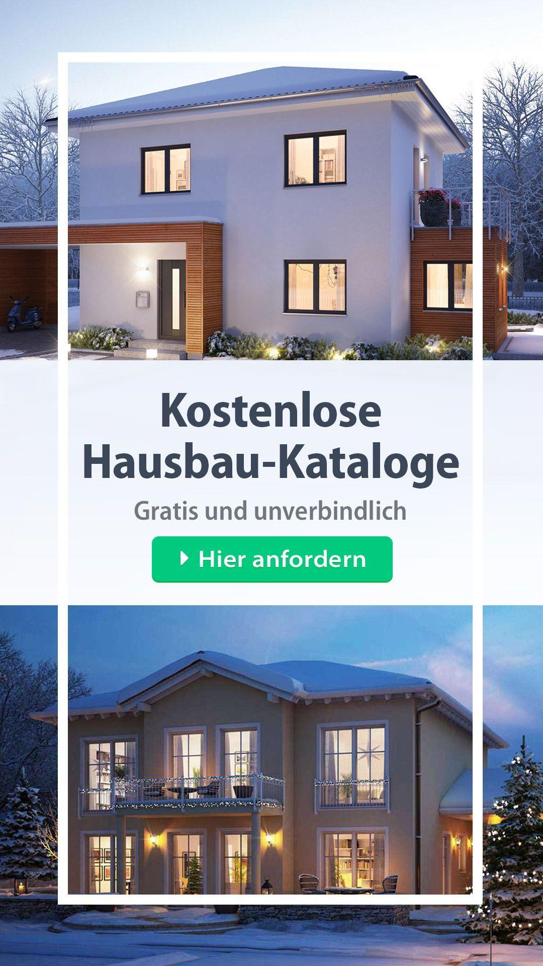 Gratis Hausbau Kataloge Fr 2020 Wer Bauen Will Informiert