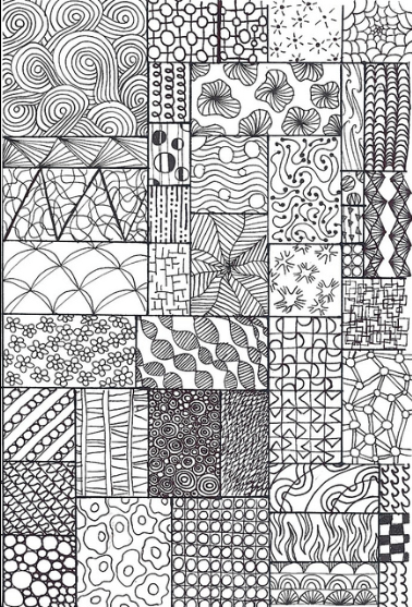 Pin By марина On зентангл Zentangle Patterns Drawings Doodles Classy Zentangle Patterns