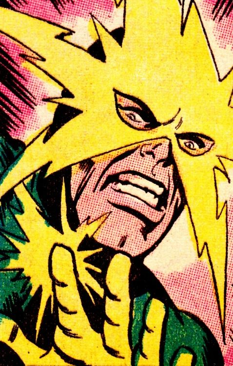 E L E C T R Oin Amazing Spider-Man #82 (March 1970) - John Romita & Jim Mooney