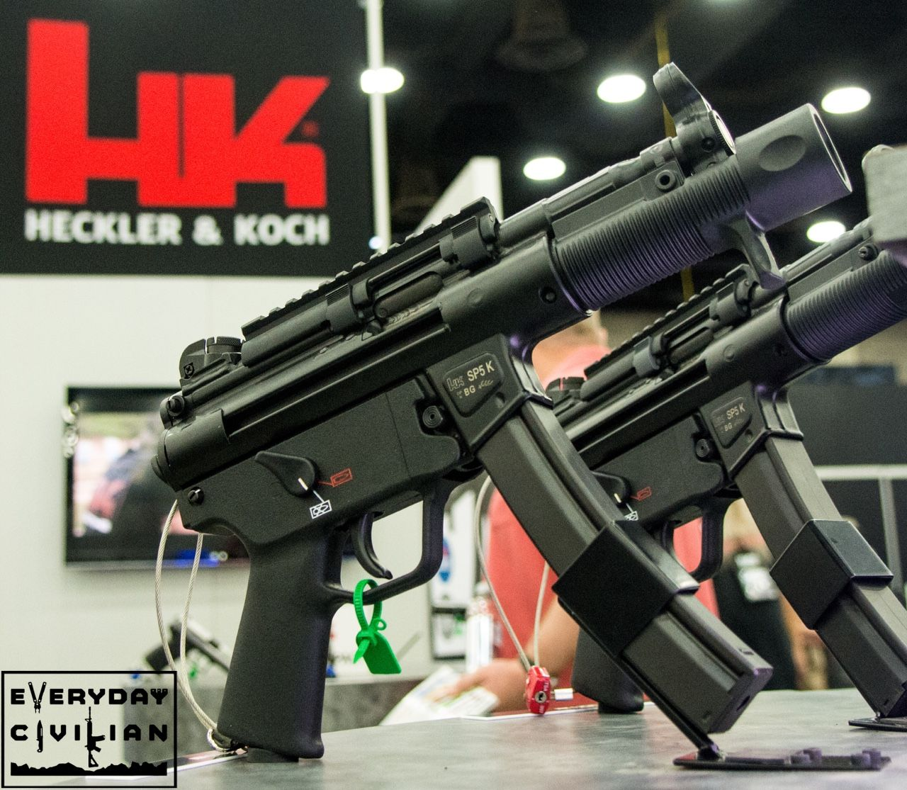 HK just launched their SP5K. Civilian legal MP5... - Videos ...