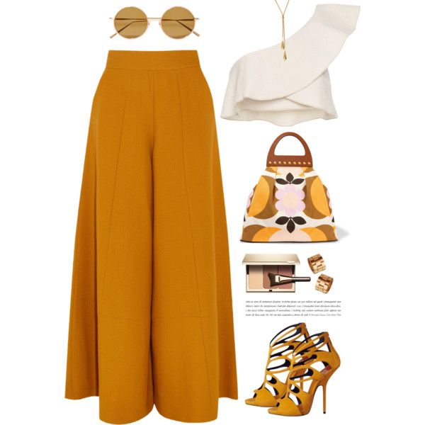 A fashion look from June 2017 featuring Isabel Marant tops, Merchant Archive pants and Miu Miu tote bags. Browse and shop related looks.