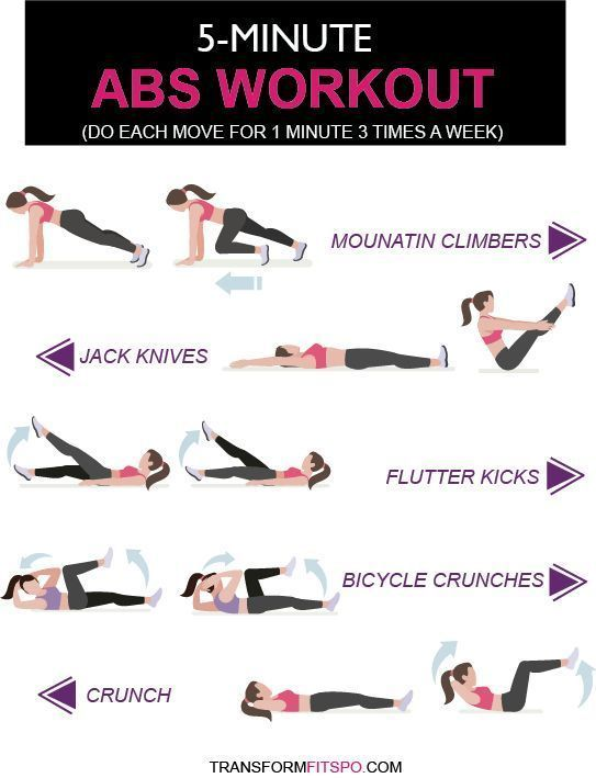 Bilderesultat for 5 minute exercise