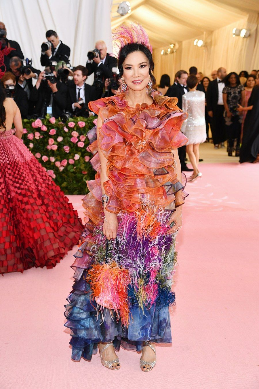 7f0f5ecf1b773 The Met Gala 2019 is fashion's biggest night. See every red carpet look  from your