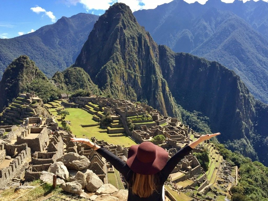 Machu Picchu é um sonho de viagem!