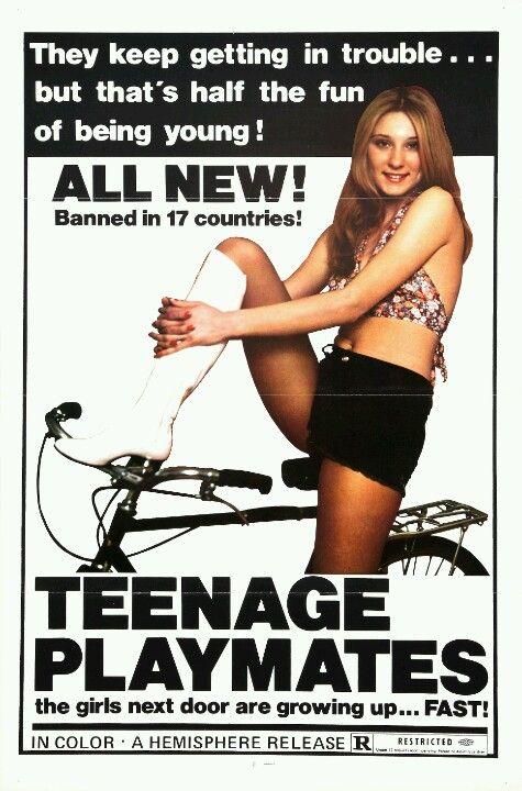 Teenage Playmates 1974 In 2019  Movie Posters, Film -5148