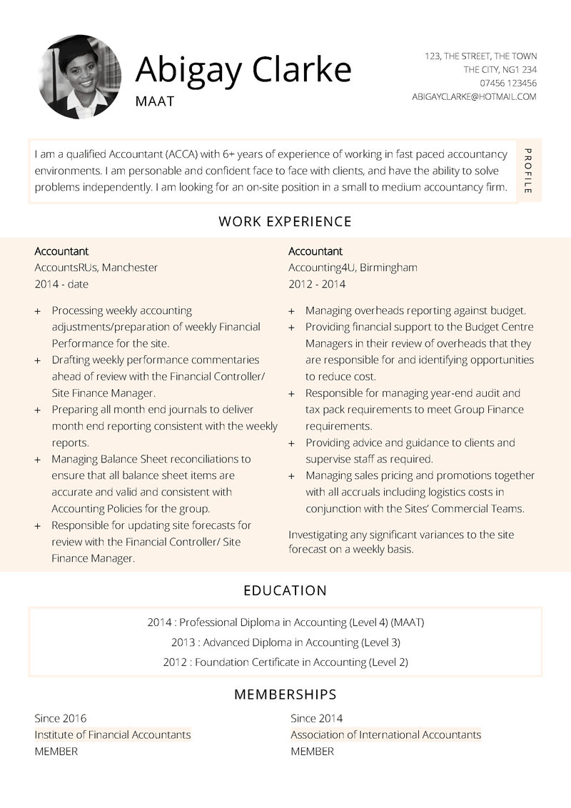Free Flourish Cv Template In Microsoft Word Format Cv