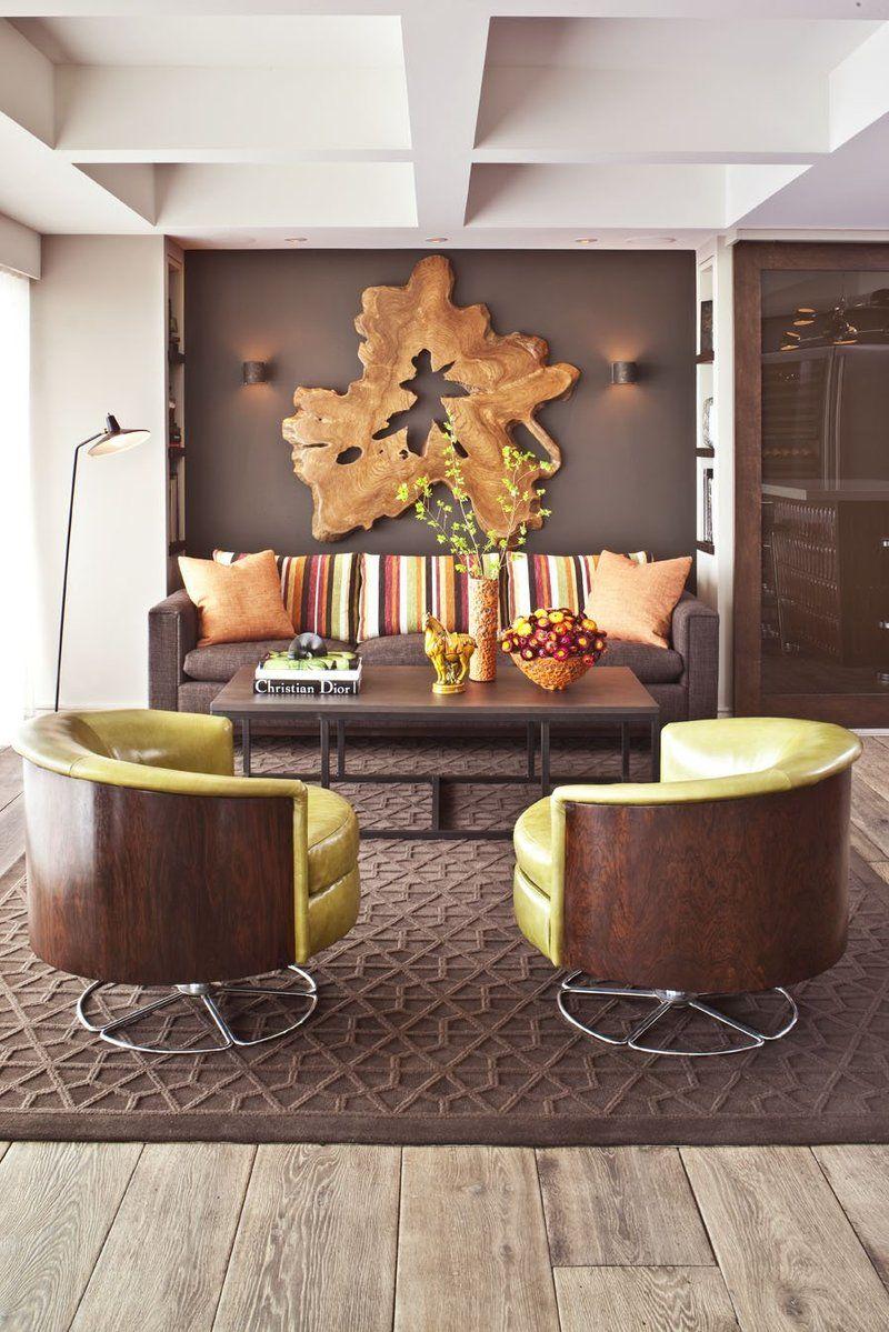 transitional living room in los angeles, ca by jeff andrews, Wohnzimmer dekoo