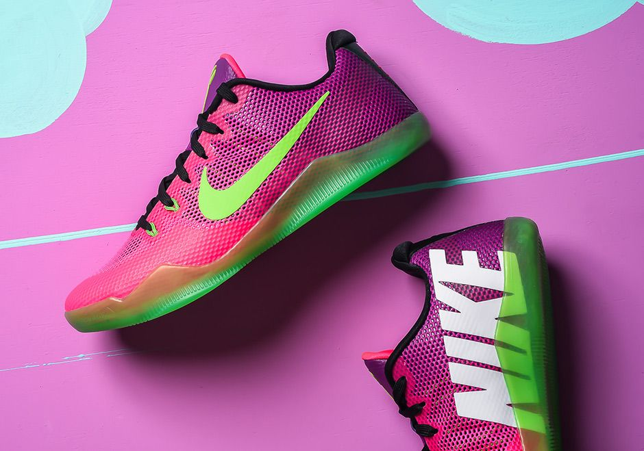 An Official Look At The Nike Kobe 11 EM Mambacurial | Kobe 11, Kobe and  Sneaker heads