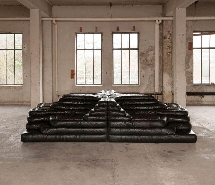 De Sede Terrazza Sofa By Ubald Klug Home De Sede Sofa
