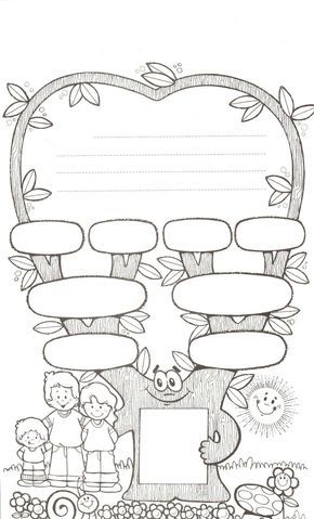 Pin Uzivatele Jana Ilcikova Na Nastence Pracovni Listy Family Tree
