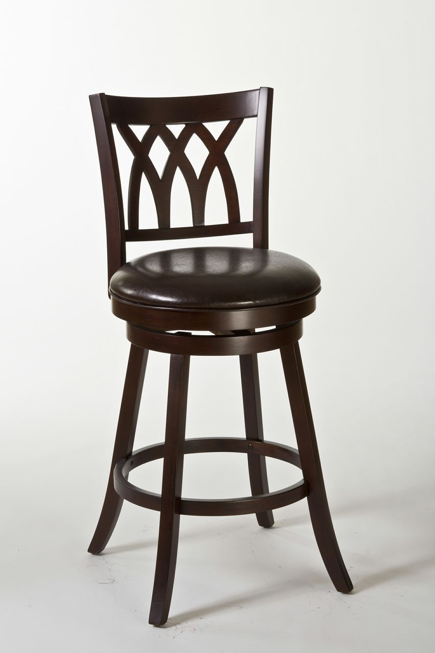 Tateswood Swivel Bar Stool Hillsdale Furniture 5208 830 Swivel Bar Stools Swivel Counter Stools Bar Stools