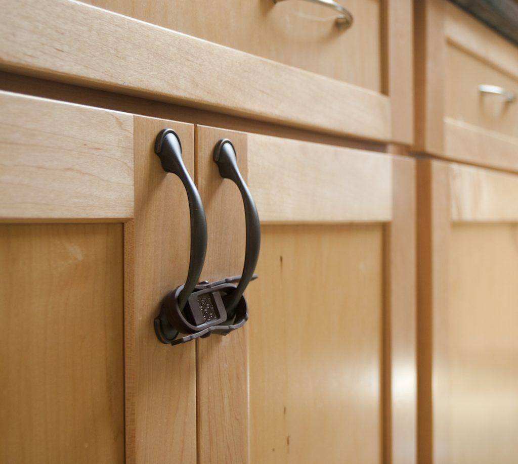 Child Proof Latches For Kitchen Cabinets   Kitchen Cabinets ...
