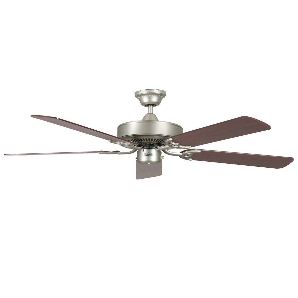 Concord Fans 52 California Home Energy Saver Style Satin Nickel