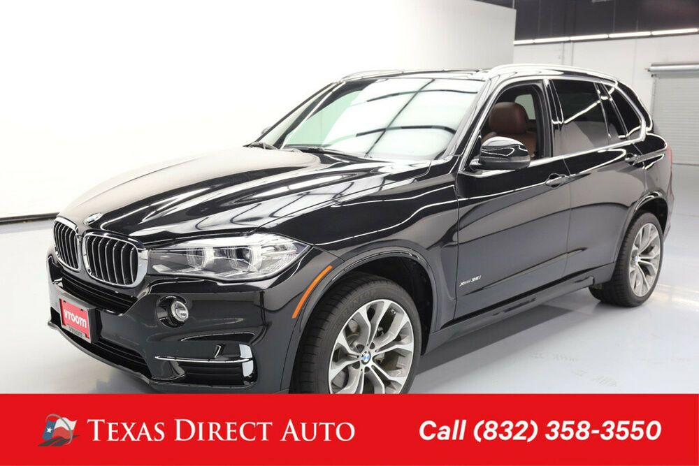 2017 Bmw X5 Xdrive35i Texas Direct Auto 2017 Xdrive35i Used Turbo
