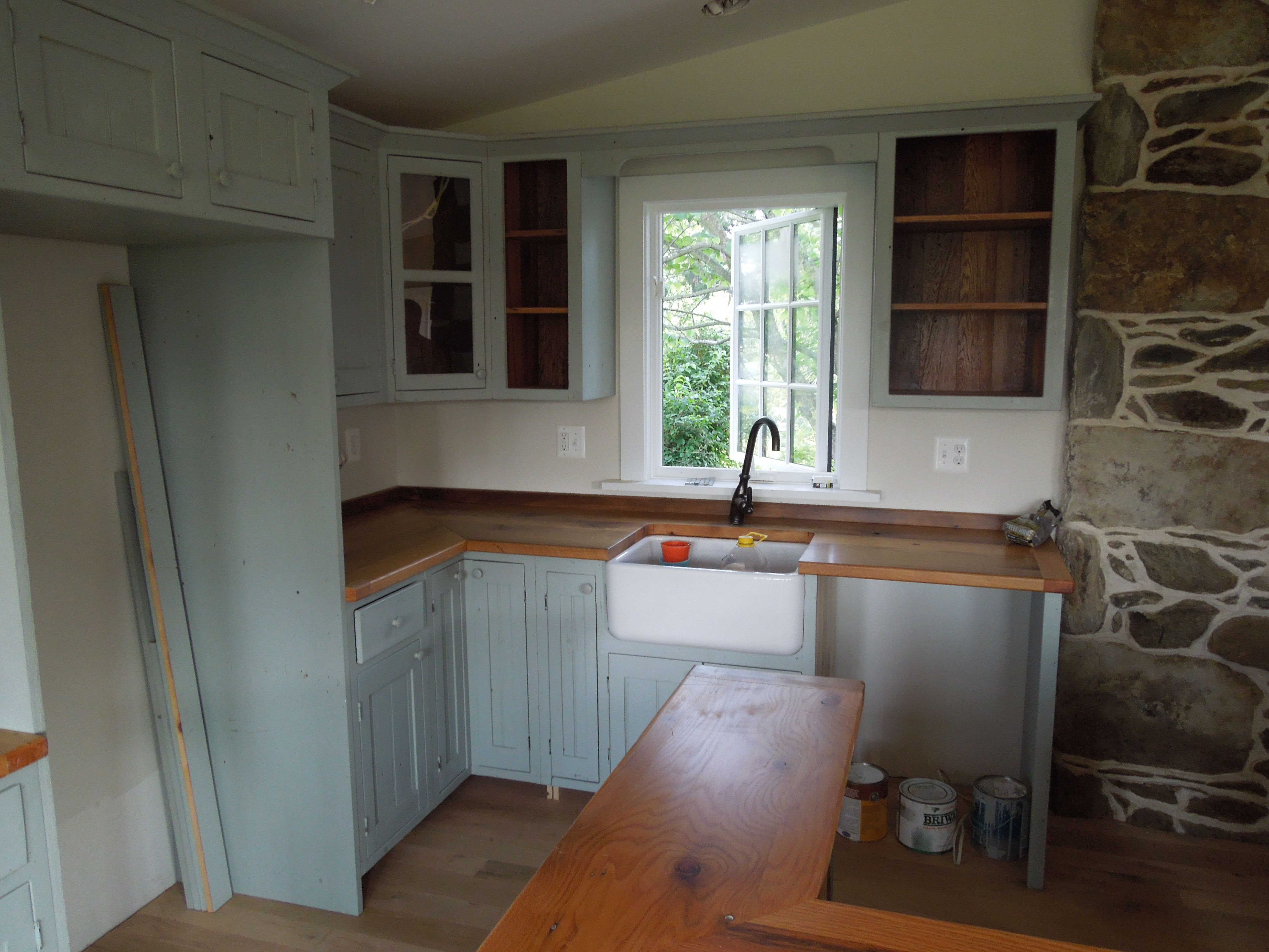 Making all styles of custom kitchen from