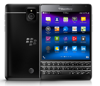 BlackBerry Passport Review AT&T in 2019 Blackberry