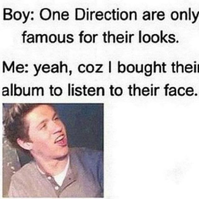 Who is your one direction lover?