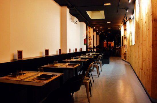 Ma z bistr restaurante para descubrir suram rica en valencia valencia - Restaurante tastem valencia ...