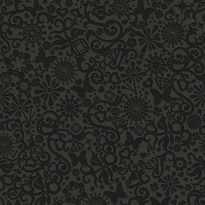Arthouse Capriata Wallpaper 290300 Black