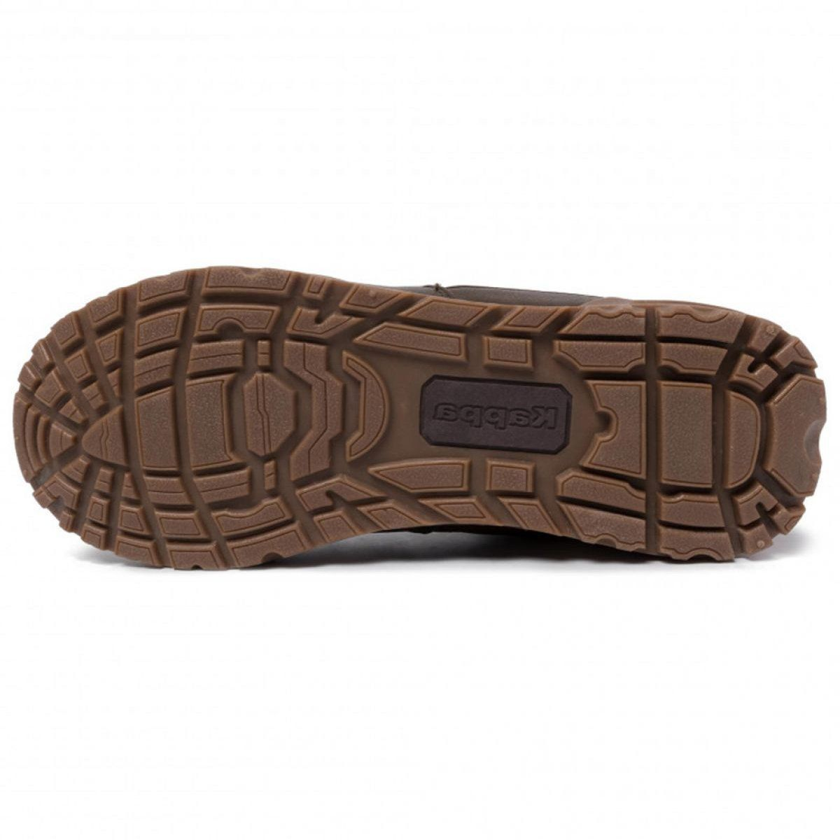 Buty Zimowe Kappa Bonfire M 242777 5050 Brazowe Winter Shoes Sport Shoes Men Shoes Mens
