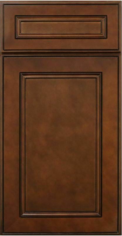 Best York Chocolate Kitchen Cabinets Sample Door Rta All Wood 640 x 480