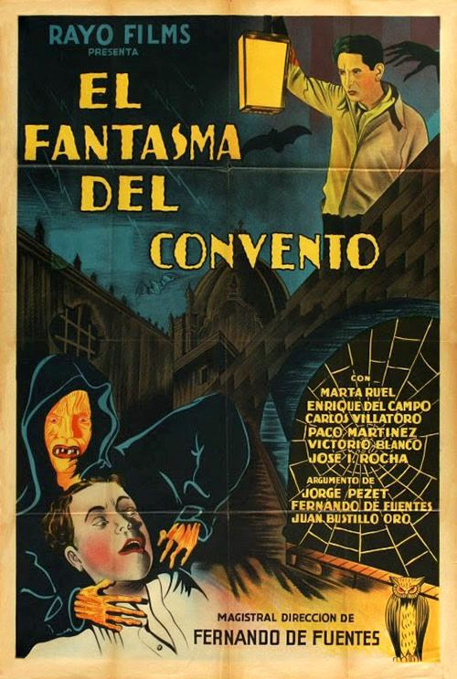 Download The Phantom of the Convent Full-Movie Free
