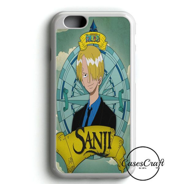 Sanji One Piece iPhone 6/6S Case | casescraft
