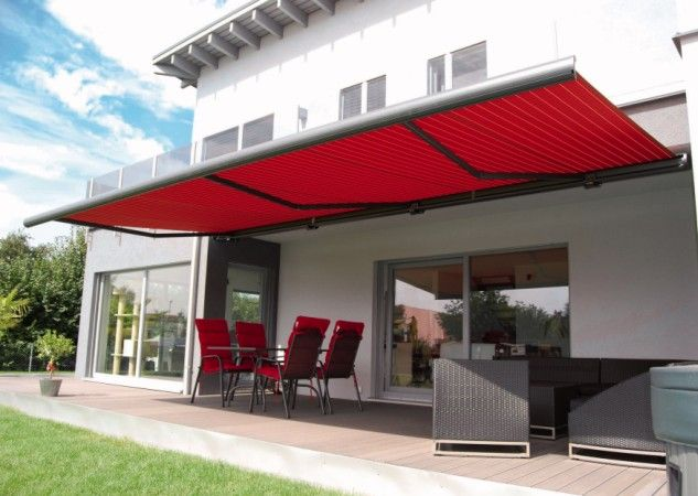 Patio Awnings Samson Awning The Garage Door Centre Range UK