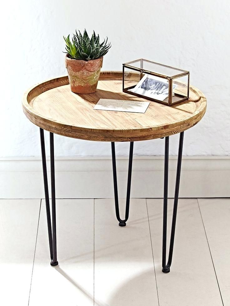 Diy Small Coffee Table Best Ideas On Tall Desk Round Side