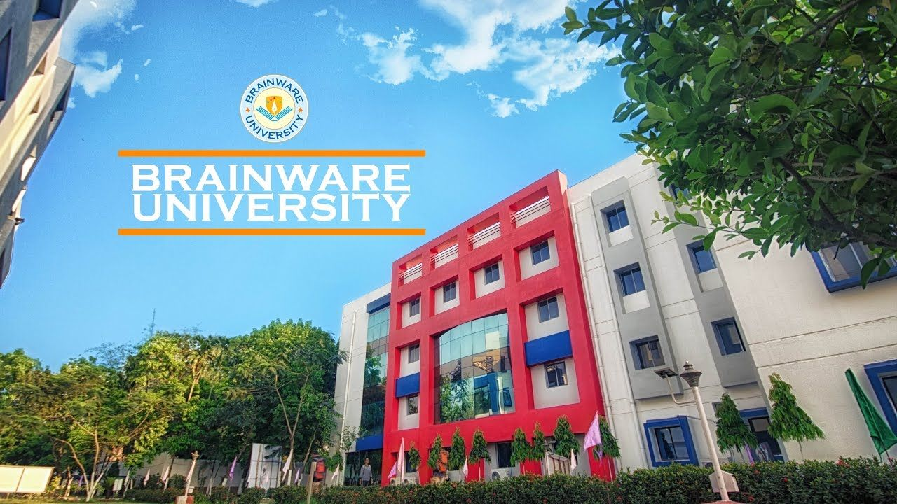 Brainware University At A Glance University Private University Engineering Colleges