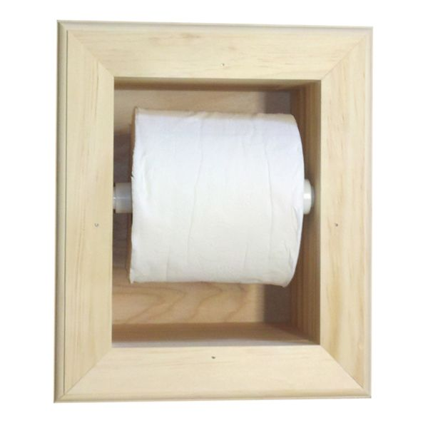 In The Wall Mega Toilet Paper Holder Recessed Toilet Paper Holder Toilet Toilet Paper