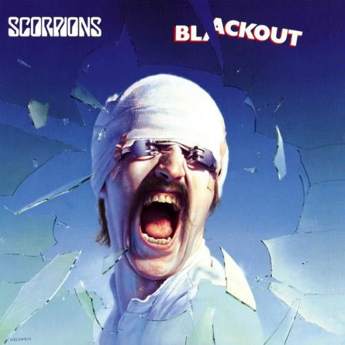 Scorpions Blackout - cassette