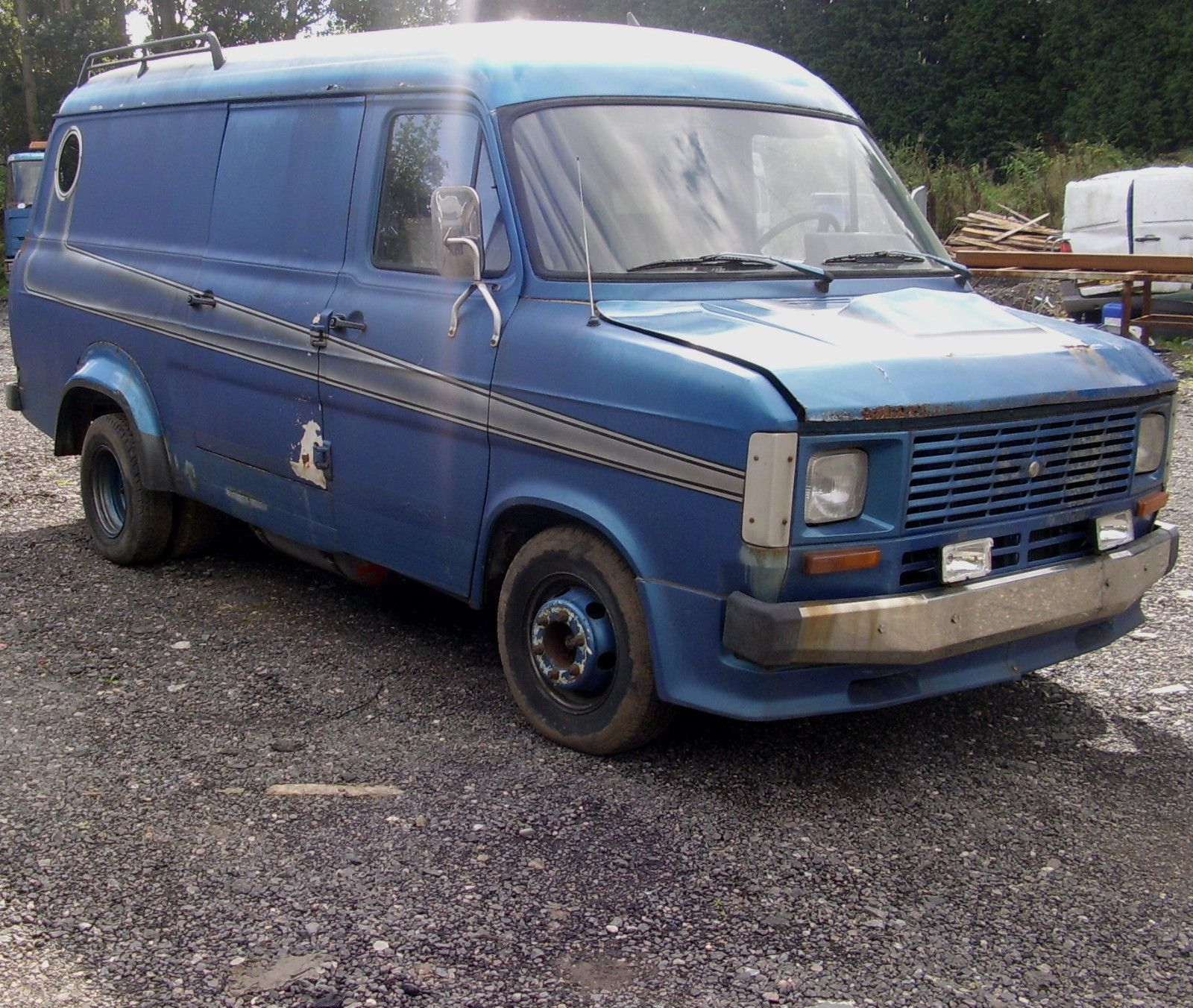 save up to 80% new cheap size 7 mk2 ford transit van 80,s custom van left hand drive import ...