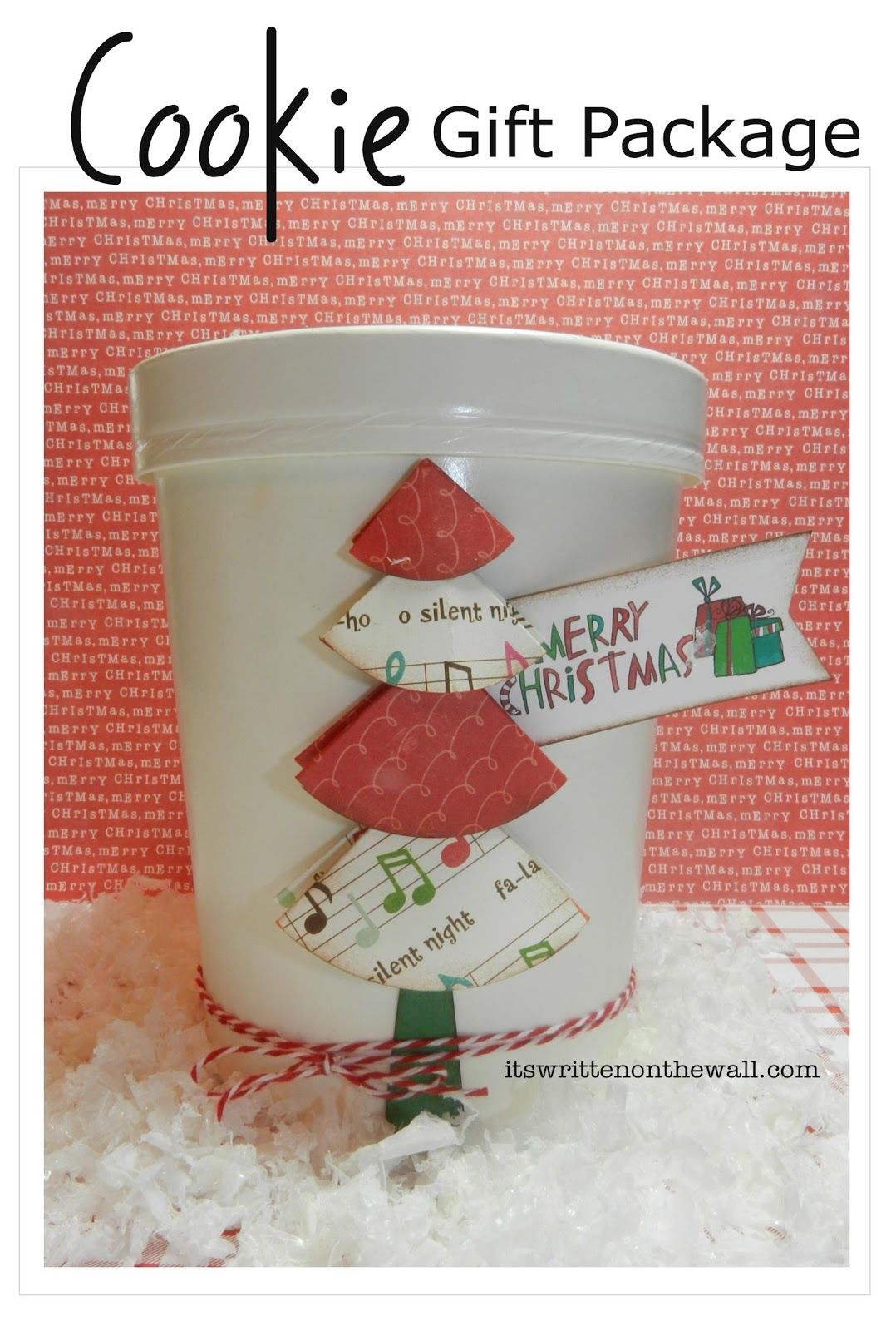 Homemade Gift Ideas Homemade Christmas Gifts Neighbor Christmas Gifts Christmas Food Crafts