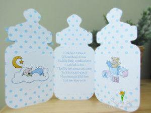 Tarjeta1 Bebes Y Cosas De Bebes Baby Boy Cards Baby