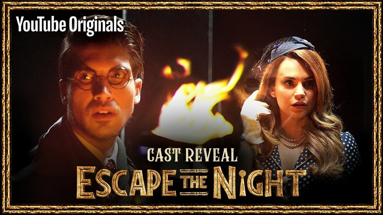 The Allstar Guests Are Revealed Escape The Night Teaser 2 Escape The Night Teaser Night
