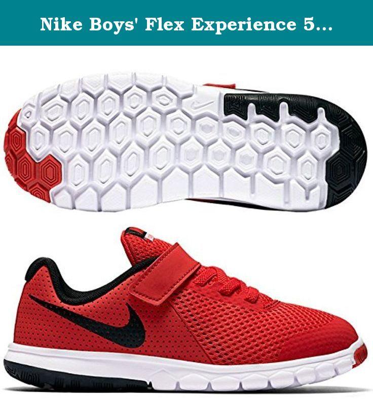 5807ade503f3 Nike Boys  Flex Experience 5 (PSV) Pre-School Shoe  844996-600 (3 ...