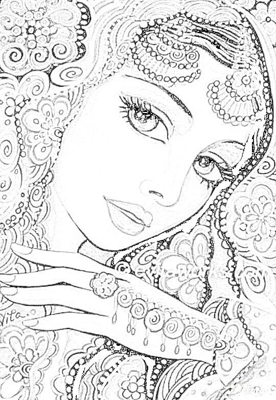 Pin by Cristina B. on Asian Persuasion Coloring Pages