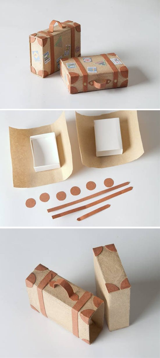 Info's : Paper crafts are probably the easiest type of DIY crafts, yet it's still a lot of fun. It doesn't require a lot of resources nor high skills, most of the time you only need some papers, scissors, and glue. Enjoy trying these easy and beautiful paper crafts.
