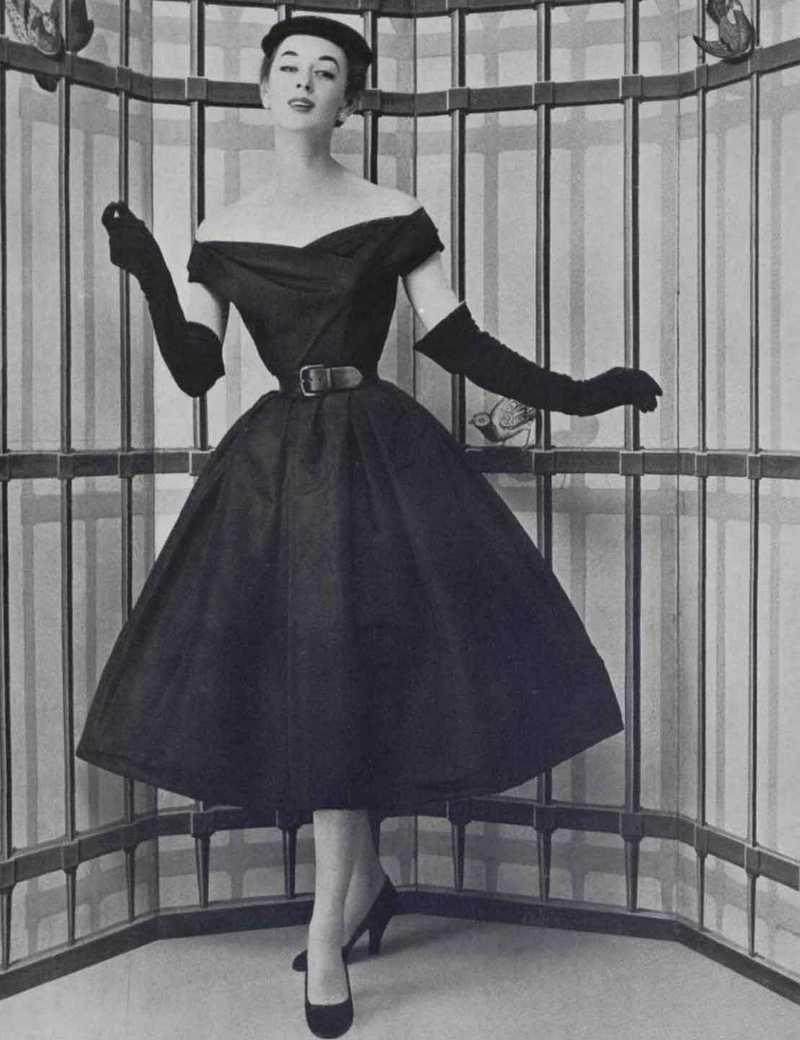f3f65ef0953 Картинки по запросу мода 50-х годов платья футляры