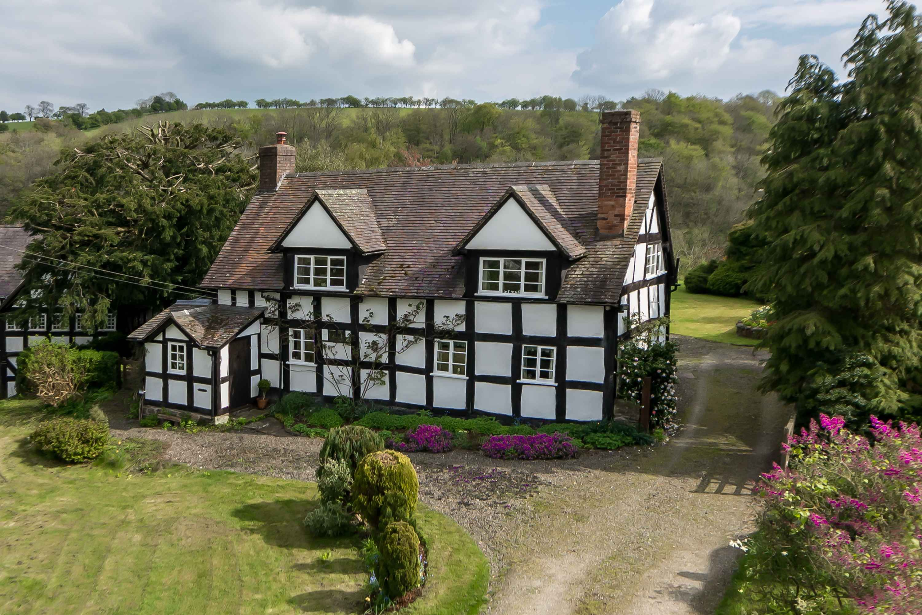 c 1650 shropshire england 651 093 old house dreams cool